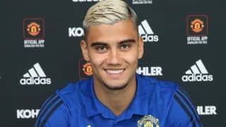 Andreas Pereira Extends Contract With Manchester United