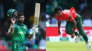 ICC Cricket World Cup 2019: Imam Ul Haq, Mustafizur Rahman Make it to Lord's Honours Boards