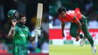ICC Cricket World Cup 2019: Imam Ul Haq, Mustafizur Rahman Make it to Lord's Honours Boards