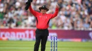 Umpire Ian Gould to Retire After India's World Cup Clash Against Sri Lanka