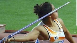 Annu Rani Finishes 7th in Diamond League Javelin Competition