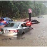 Heavy Rain Triggers Flash Floods in Washington DC, Prompts Water Rescues