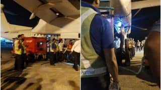 Kolkata: SpiceJet Worker Gets Stuck Between Hydraulic Door Flaps in Landing Gear During Maintenance, Dies