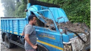 Bengal: Landslides Due to Torrential Rains Block Roads, Damage Houses in Darjeeling
