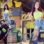 Neha Kakkar Leaves Maninder Buttar And Fans Smitten With Her Sultry Dance Moves on Tony Kakkar's Song 'Dheeme Dheeme'