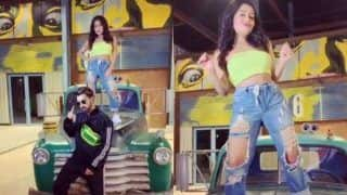 Neha Kakkar Leaves Maninder Buttar And Fans Smitten With Her Sultry Dance Moves on Tony Kakkar's Song 'Dheeme Dheeme'