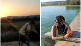 Priyanka Chopra's Pool-Side Pictures And Nick Jonas' Dance by The Sunset Will Perfectly Relate With Your Mood This Sunday