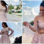 YouTube Sensation Superwoman Leaves Fans Drooling Over Her Sultry Look as She Tries 'Not to Tip Over'