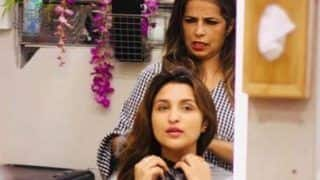 The Girl On The Train: Parineeti Chopra Changes Hair Colour For Film, Shares Picture on Instagram