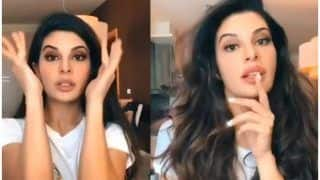 Jacqueline Fernandez Shares Before And After Video of Her Makeover, Watch Here