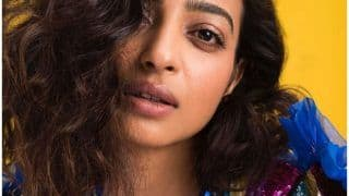 'Mother of All Beauty': Netizens Can't Stop Admiring Radhika Apte as She Strikes Sensuous Pose in Pride Dressing