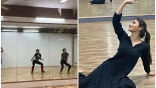 Mouni Roy Shares Throwback Dance Video of Her Grooving to 'Crazy Kiya Re', Watch Hot Moves Here