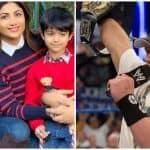 Shilpa Shetty is Left Stumped With Son Viaan's WWE Knowledge, Viral Interview Grabs John Cena's Attention