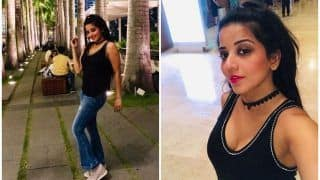 Bhojpuri Sensation Monalisa's Fiery Side is All You Need to Light up Your Sunday And THESE Viral Picures Are Proof!
