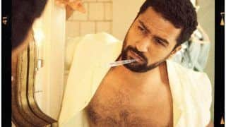 Vicky Kaushal Oozes Hotness as he Takes a Shower With Pooja Mor, Viral Pictures Break The Internet