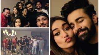 Karishma Tanna Throws Surprise Birthday Bash For Pearl V Puri, Darshan Raval Croons Romantic Numbers