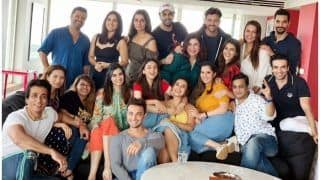 Kriti Sanon, Hrithik Roshan, Sania Mirza And Others Add Glamour to Farah Khan's 'Mother of All Sunday Lunches'