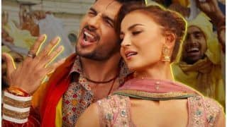 Jabariya Jodi Song Zilla Hilela Out: Sidharth Malhotra Losing His Heart to Elli AvrRam's Desi Thumkas is All of us