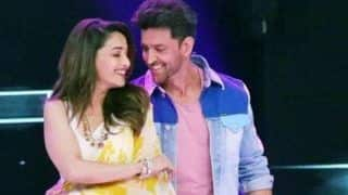 Hrithik Roshan Has Fanboy Moment as he Meets Madhuri Dixit Nene on Dance Reality Show
