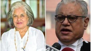 CBI Raids Residence & Office of Supreme Court Lawyers Indira Jaising, Anand Grover in Foreign Funding Case