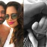 Sameera Reddy And Akshai Varde Blessed With Baby Girl, New Mommy Shares Picture on Instagram