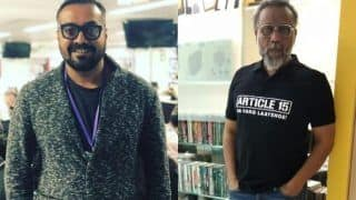 Anurag Kashyap Envies Article 15 Director Anubhav Sinha For THIS Reason