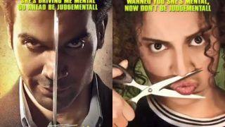 Judgementall Hai Kya Motion Posters: Kangana Ranaut, Rajkummar Rao go Beyond Limits, Watch