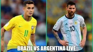 Brazil vs Argentina: Copa America 2019 Semi Final Highlights; Brazil Beat Argentina 2-0, Gabriel Jesus, Firmino On Target