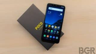 Poco Days Sale: Xiaomi offering up to Rs 8,000 discount on Poco F1