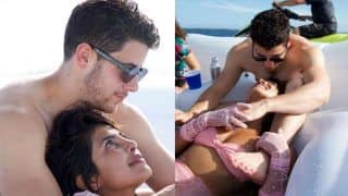 Bikini-Clad Priyanka Chopra Poses With Nick Jonas And Love Drips From Their Photos