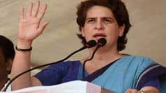 'Nothing More Anti-national Than Shutting Down Democratic Rights,' Priyanka Gandhi Lashes Out at Centre Over Kashmir