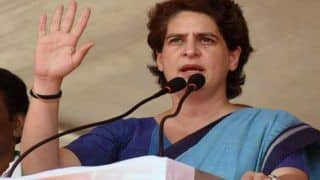 'If BJP or Govt Has Engaged Israeli Agencies...,' Priyanka Gandhi Tweets on WhatsApp Spygate Row