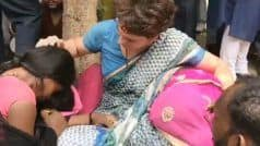Sonbhadra Massacre: Victims' Kin Walked 70 Kms to Meet Priyanka Gandhi, Claims Congress Leader