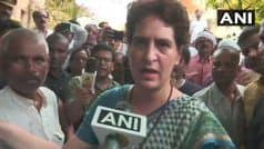 'Enough is Enough', Priyanka Gandhi Hits Out at BJP After Kuldeep Sengar Appears in Poster With PM Modi