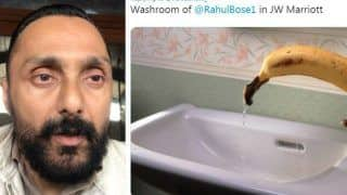 Rahul Bose Trolled With Hilarious Banana Memes on Twitter After His Viral Video - Check Funny Tweets