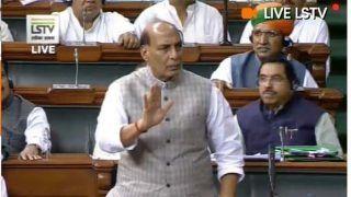 कश्मीर हमारे राष्ट्रीय स्वाभिमान से जुड़ा है, पाक से POK पर भी बात होगी: राजनाथ सिंह