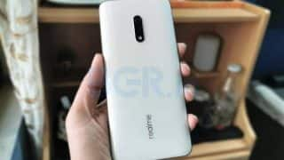 Realme X with 16-megapixel pop-up selfie camera goes on sale today: Price, Specifications