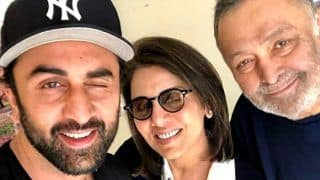 Neetu Kapoor Reveals How Ranbir Behaved When he Got to Know About His Father's Cancer