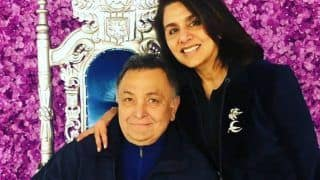 Rishi Kapoor Speaks About Cancer, His Return, Family Support And Getting Back to Work Like Never Before