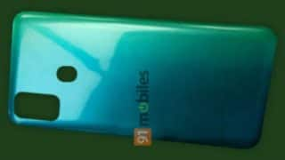 Samsung Galaxy M30s live images leaked; reveals dual rear cameras, 3.5mm audio jack and more