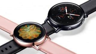 Samsung Galaxy Watch Active 2 specifications, press images leaked; launch expected with Galaxy Note 10