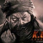Sanjay Dutt as Threatening Adheera in Yash's KGF Chapter 2, Check First Look
