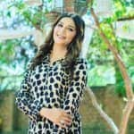 Haryanvi Bomb Sapna Choudhary Oozes Oomph in Cheetah Print Short Dress With Soft Curls