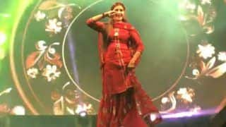 Fans go Crazy After Attending Sapna Choudhary's Stage Show in Kanpur, Watch Haryanvi Sensation's Hot Dance Moves
