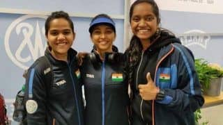 Elavenil Valarivan Beats Countrymate Mehuli Ghosh to Win Individual Gold in 10m Air-Rifle; India Create World Record in ISSF Junior World Championship