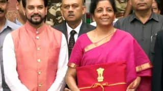 Sitharaman Ditches Traditional Briefcase, Picks Bahi-khata Instead : All You Need to Know