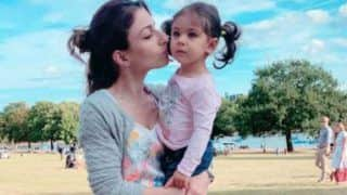 Soha Ali Khan Gives Fans Glimpse of Inaaya Naumi Kemmu 'Reaching For Stars' And Our Wednesday is Made!