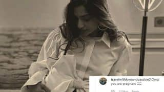 Is Sonam Kapoor Pregnant? Her Latest Picture Makes Fans Think She's Expecting
