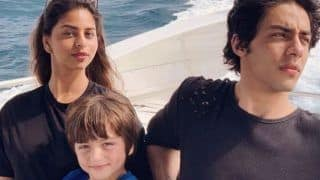 Gauri Khan Posts The Most Stylish Photo of Her Kids Suhana Khan, Aryan Khan And AbRam Khan From The Maldives