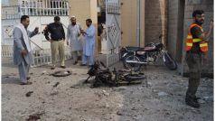 उत्तर-पश्चिम पाकिस्तान में आत्मघाती हमला, सात लोगों की मौत, तालिबान ने ली जिम्मेदारी